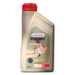 Nhớt Castrol Power 1 4T 15W40 0.8L