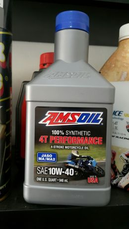 Nhớt Amsoil Performance 4T