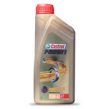 Nhớt Castrol Power 1 4T 15W40 1L