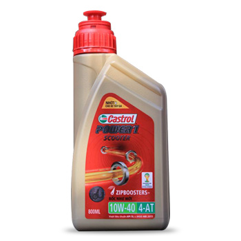 Nhớt Castrol Power 1 Scooter 0.8 L