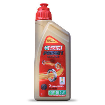 Nhớt Castrol Power 1 Scooter 1L